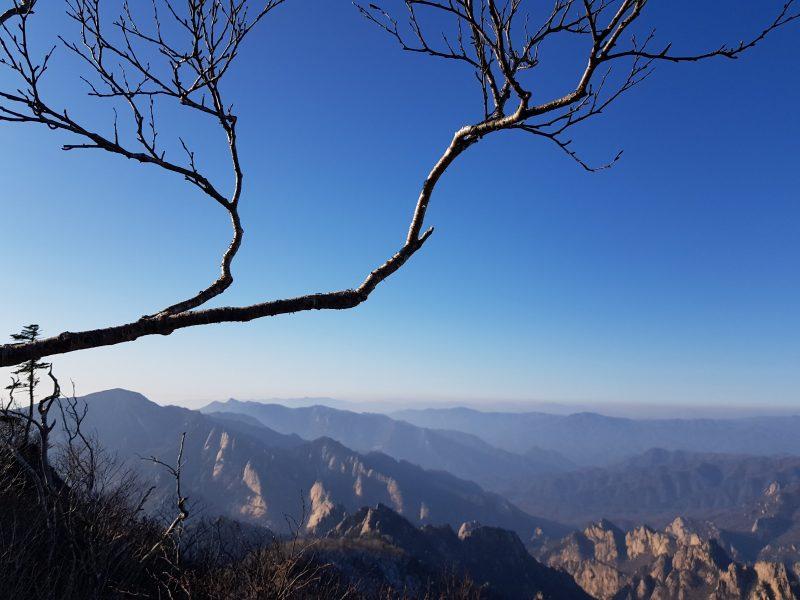 산 풍경사진